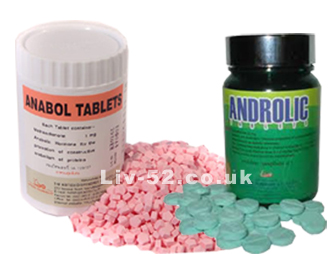 dianabol liver support